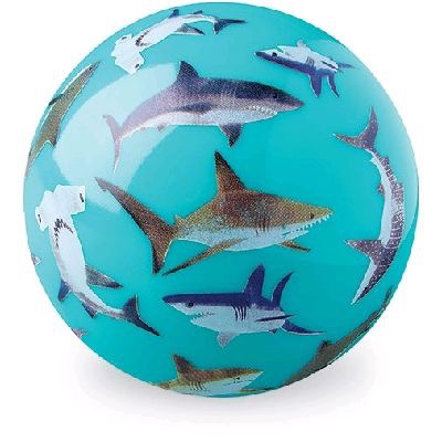 Sharks Playball 4""
