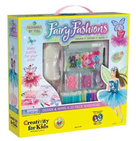 Designed by You: Fairy Fashions