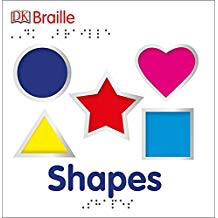 DK Braille: Shapes