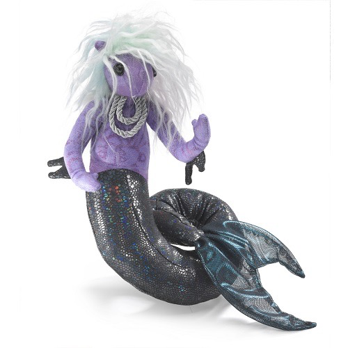 Sea Nymph Puppet