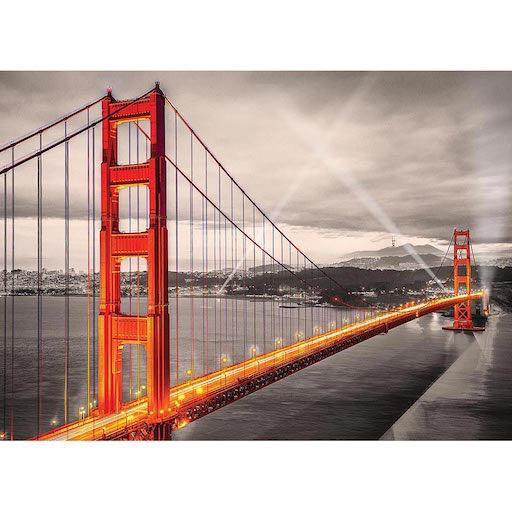 San Francisco Golden Gate Bridge: 1000-Piece Puzzle