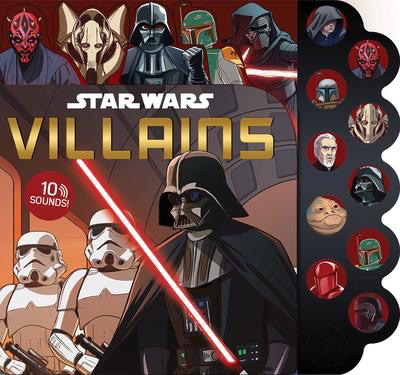 Star Wars: 10-Button Sounds: Villains