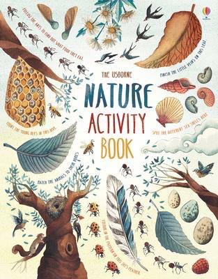 Nature Activity Book