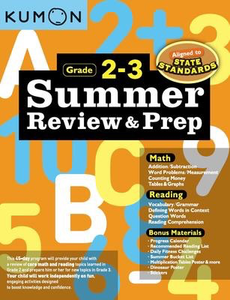 Summer Review & Prep 2-3