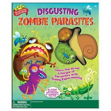 Scientific Explorer Disgusting Zombie Parasites