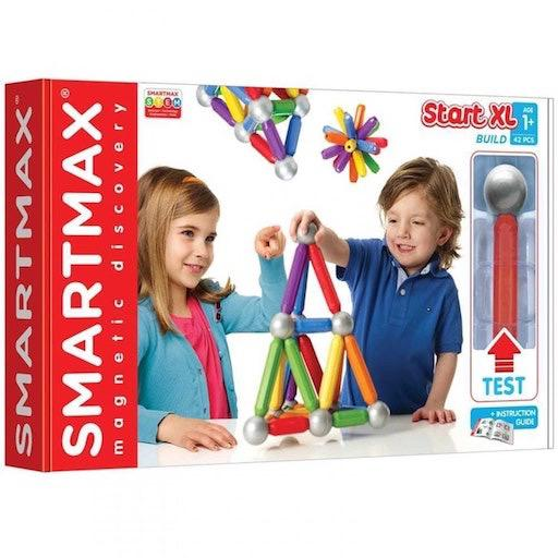 SmartMax Magnetic Construction Kit