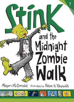 Stink #7: Stink and the Midnight Zombie Walk