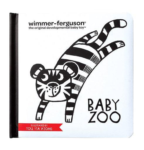 Baby Zoo Padded Book