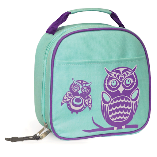 Kids' Lunch Bag - Owls