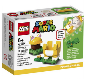 Lego Super Mario Builder Mario Power-Up Pack