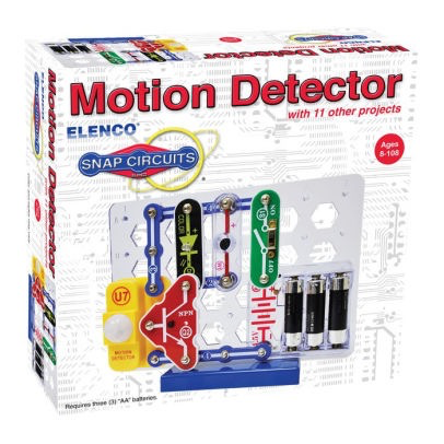 Snap Circuits®Motion Detector