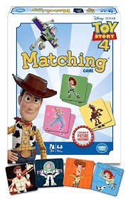 Toy Story 4 Matching Game