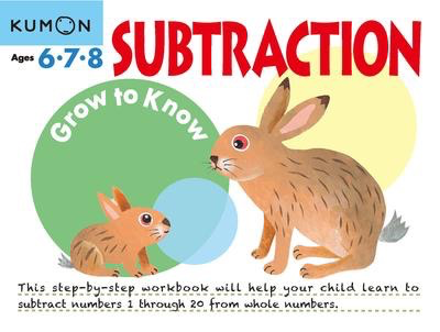 Grow-to-Know: Subtraction
