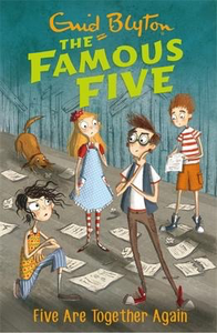 Famous Five #21: Five Are Together Again