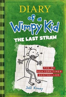 Diary of a Wimpy Kid #3: The Last Straw (new)