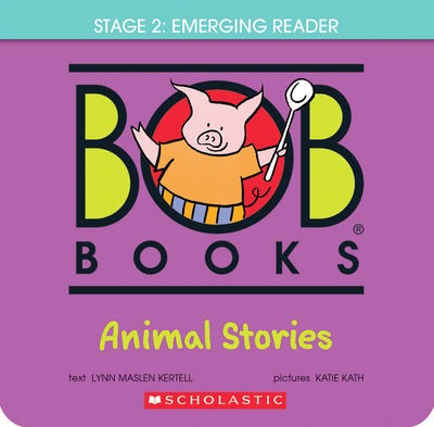 Bob Books: Animal Stories (Emerging Reader)