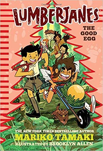 Lumberjanes #3: The Good Egg