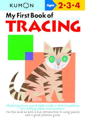 My First Book of Tracing: Ages 2-3-4