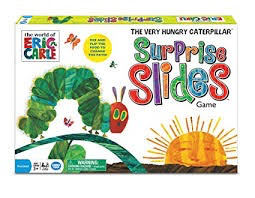 Eric Carle's  Surprise Slides Board Game