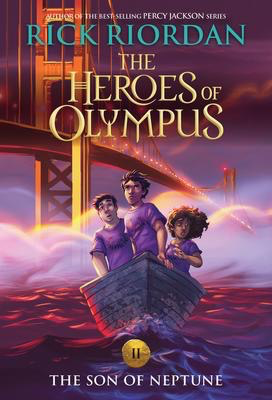 The Heroes of Olympus #2: The Son of Neptune (new cover)
