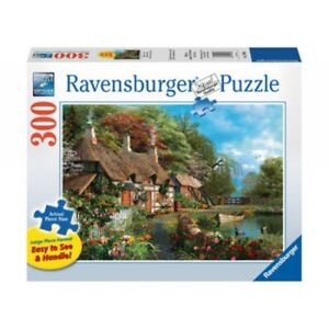 Cottage on a Lake: 300-Piece XL