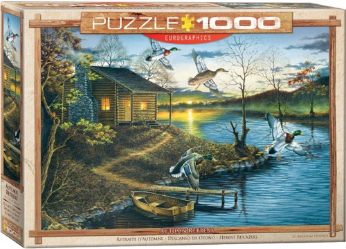 Autumn Retreat 1000 pcs