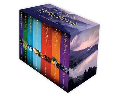 Harry Potter 7-Book Set