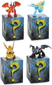 Mystery Dragon 2 Pack assorted