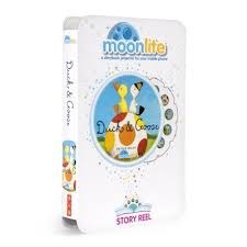 Moonlite Story Reel Duck And Goose