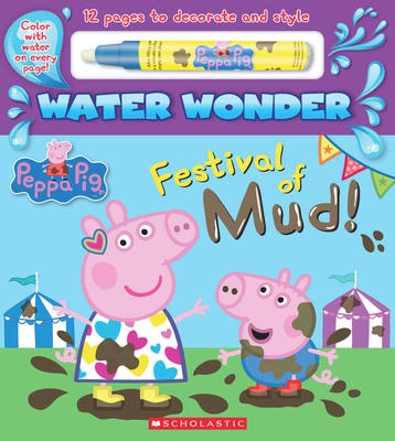 Peppa Pig: Festival of Mud (Water Wonder)