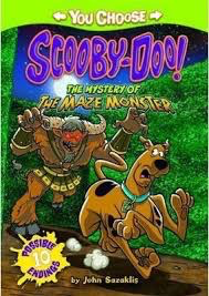 You Can Choose: Scooby-Doo, The Mystery of the Maze Monster
