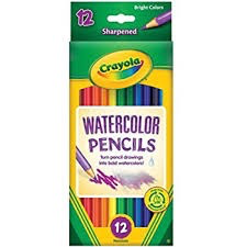 Pencils - Watercolor - 12ct