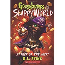 Goosebumps SlappyWorld #2: Attack of the Jack