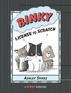 Binky License to Scratch
