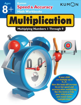 Speed & Accuracy: Multiplying Numbers 1-9