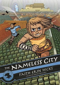 The Nameless City #1