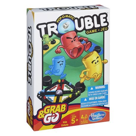 Grab and Go Trouble