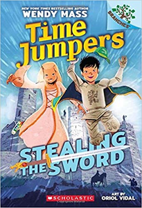 Time Jumpers #1: Stealing the Sword