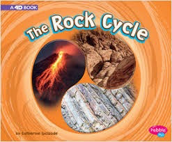 Cycles of Nature - the Rock Cycle: A 4D book