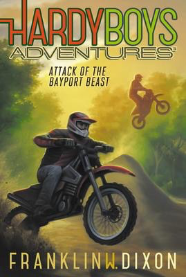 The Hardy Boys #14: Attack of the Bayport Beast
