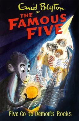 Famous Five #19: Five Go To Demon's Rocks