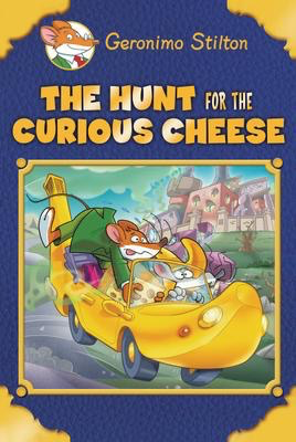 Geronimo Stilton Special Edition: The Hunt for the Curious Cheese