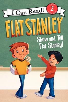 Flat Stanley: Show-and-Tell Flat Stanley!