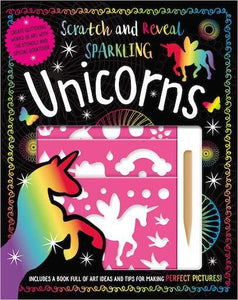 Scratch and Reveal: Sparkling Unicorns