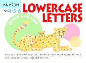 Grow-to-Know: Lowercase Letters
