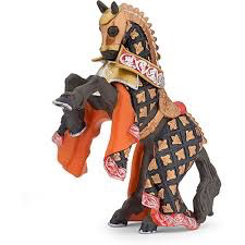 Dragon Man Horse