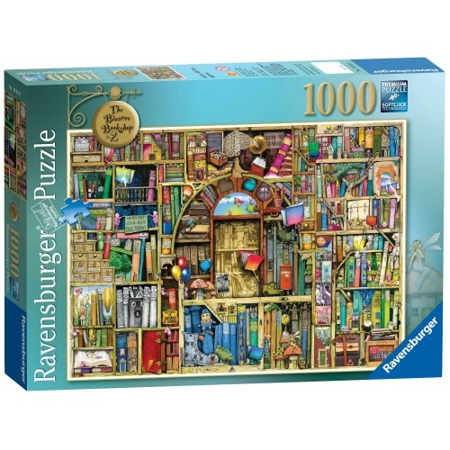 The Bizarre Bookshop 2 - 1000 Pieces