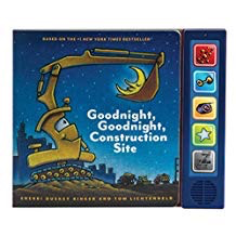 Goodnight, Goodnight, Construction Site - Sound book