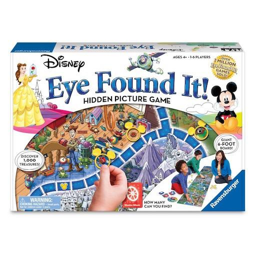 Disney Eye Found it!