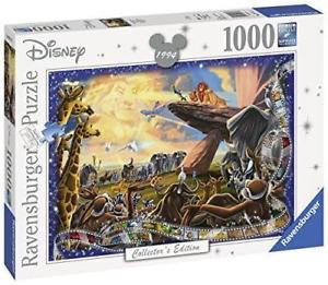 The Lion King Collector's Edition, 1000pc